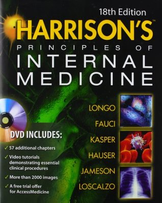 Harrison's Principles of Internal Medicine: Volumes 1 and 2