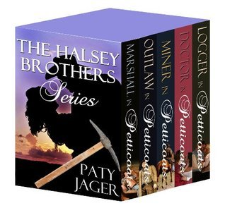 The Halsey Brothers Series (Halsey Brothers, #1-5)
