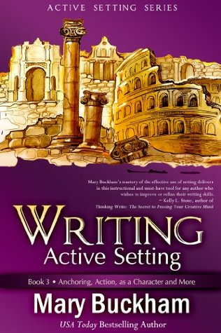 Anchoring, action, as a character and more par Mary Buckham
