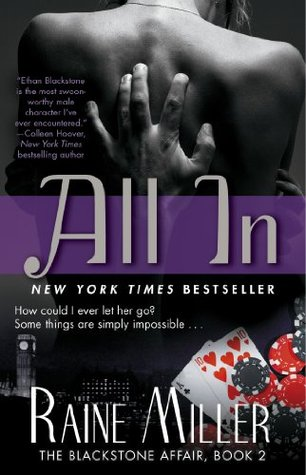 All In(The Blackstone Affair 2)