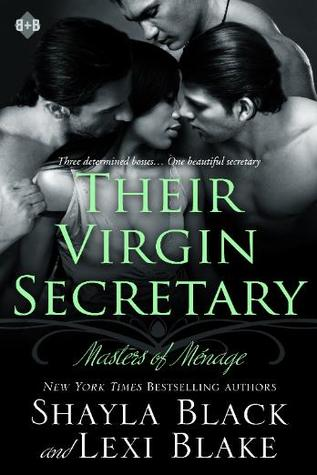 Their Virgin Secretary (Masters of Ménage, #6)