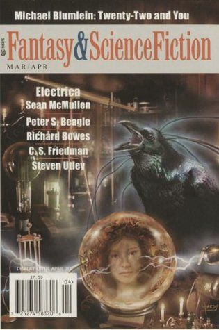 Fantasy & Science Fiction, March/April 2012