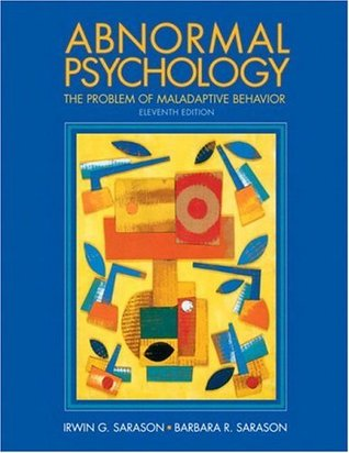 Abnormal Psychology Books Pdf
