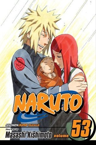 Naruto, Vol. 53: The Birth of Naruto (Naruto Graphic Novel)