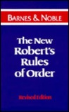 Pocket New Roberts Rules of Order