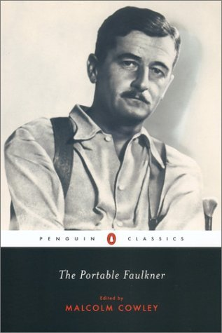 The Portable Faulkner by William Faulkner