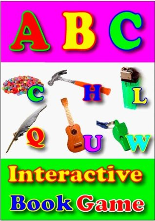 ABC Books for Kids An interactive childrens books Game And ABC song [Free audio]