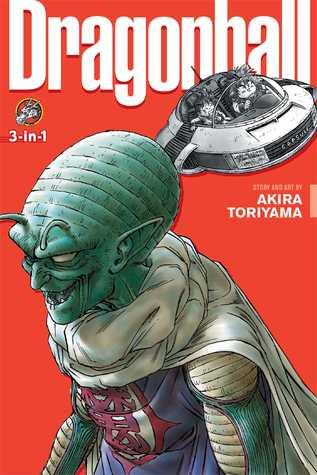 Dragon Ball (3-in-1 Edition), Vol. 4: Includes vols. 10, 11  12