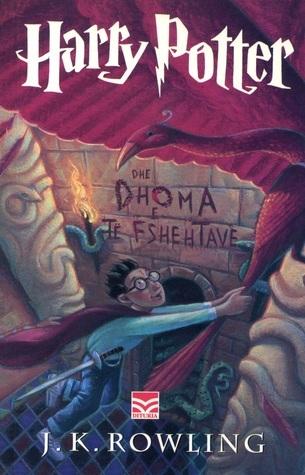 Harry Potter dhe Dhoma e të fshehtave (Harry Potter, #2)