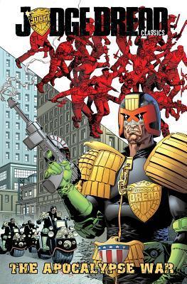 Judge Dredd Classics, Vol. 1: Apocalypse War