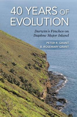 40 Years of Evolution: Darwin's Finches on Daphne Major Island