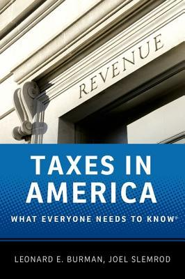 Taxes in America: What Everyone Needs to Know(r)