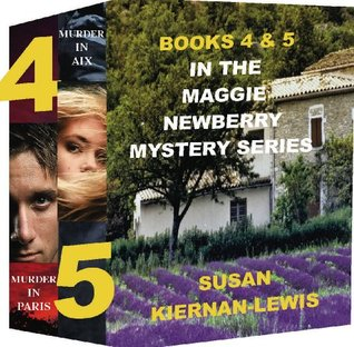 Maggie Newberry Mystery Series: Books 4 & 5
