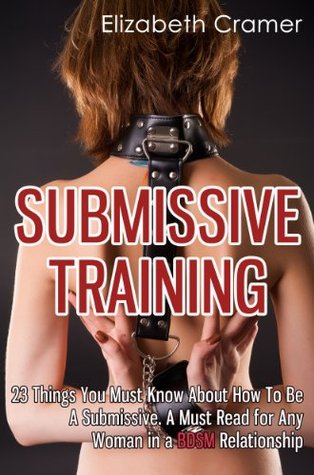 Bdsm training a sub
