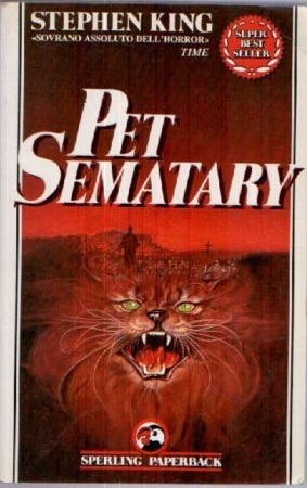 a review of stephen kings book pet sematary