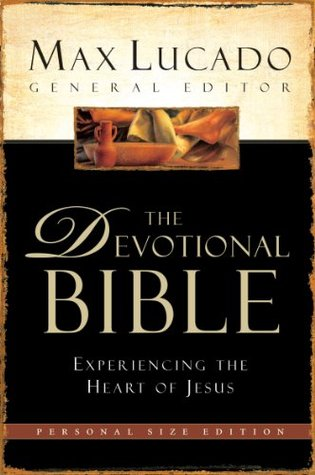 Lucado Devotional Bible, NCV: Experiencing the Heart of Jesus
