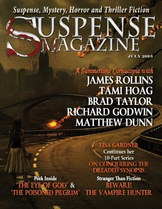 Suspense Magazine July 2013