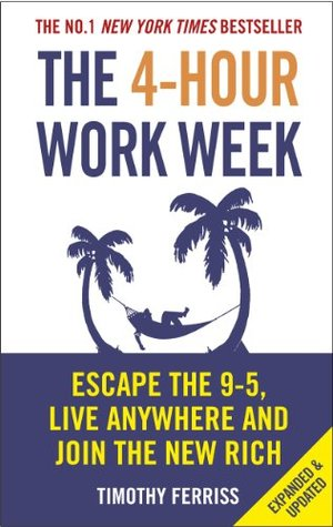 The 4 hour work week-marketing, creativity books-timothy ferriss-www.ifiweremarketing.com