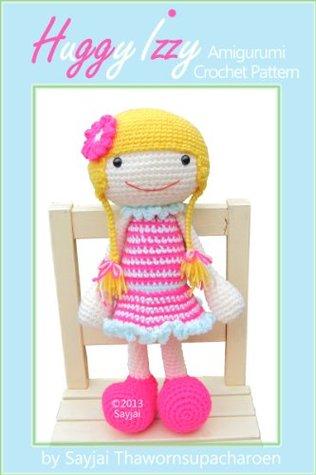 Huggy Izzy Amigurumi Crochet Pattern