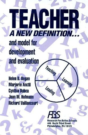 Teacher: A New Definition and Model for Development