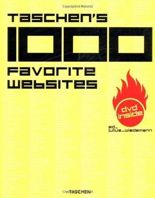 Taschen's 1000 Favorite Websites by Julius Wiedemann