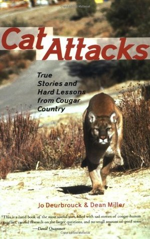 Cat Attacks by Jo Deurbrouck