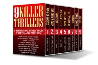 9 Killer Thrillers