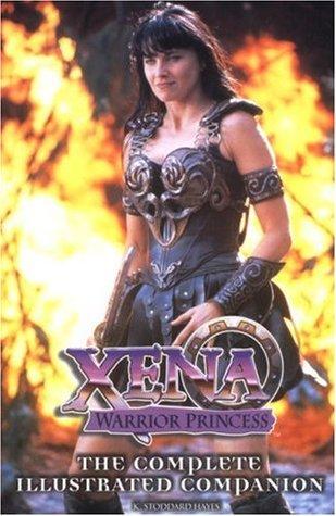 Xena Warrior Princess by K. Stoddard Hayes