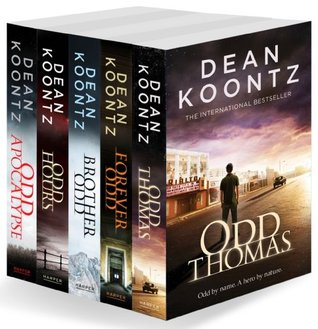 Odd Thomas Series Books 1-5 (Odd Thomas, #1-5)