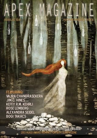 Apex Magazine Issue 54 (November 2013)