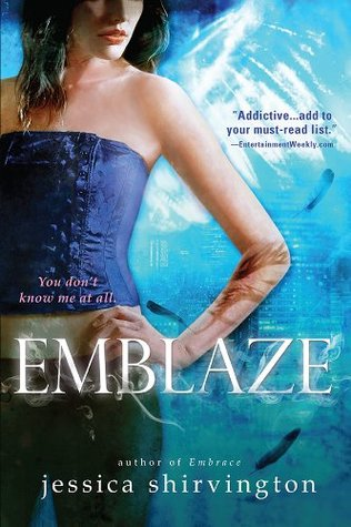 Emblaze(The Violet Eden Chapters 3)