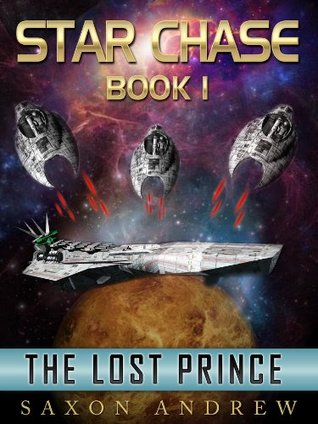 The Lost Prince (Star Chase, #1)