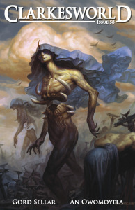 Clarkesworld Magazine, Issue 58 (Clarkesworld Magazine, #58)