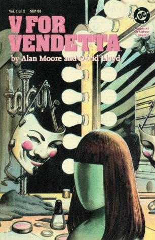 Ebook V for Vendetta #1 by Alan Moore DOC!