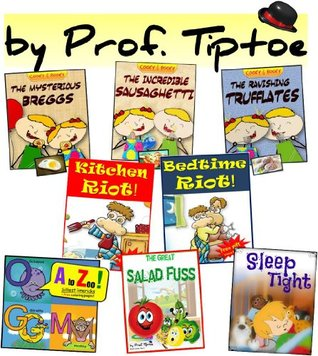 EIGHT BOOKS IN ONE: Prof. Tiptoe's popular ebooks Collection!
