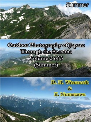 Outdoor Photography of Japan: Through the Seasons - Volume 2 of 3