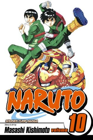 Naruto, Vol. 10: A Splendid Ninja (Naruto Graphic Novel)