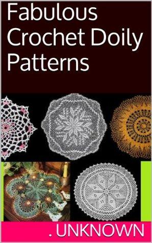 Fabulous Crochet Doily Patterns