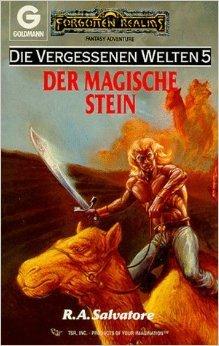 Der magische Stein (Die vergessenen Welten, #5)