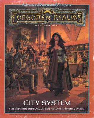 City System by Jeff Grubb