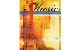 Music in Theory and Practice Volume 1: v. 1