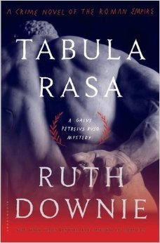 Book Review: Ruth Downie's Tabula Rasa