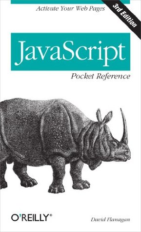 JavaScript Pocket Reference (Pocket Reference