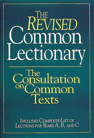 the-revised-common-lectionary