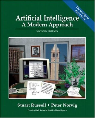 Artificial Intelligence: A Modern Approach Book Cover