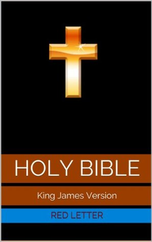 Holy Bible Red Label (King James Version 1611) Illustrated including maps