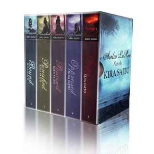 the-arelia-larue-series-novels-1-4