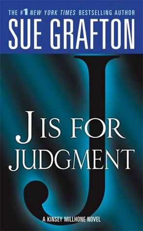 J is for Judgment (The Kinsey Millhone Alphabet Mysteries) #bookreview #akinseymilhonenovel #suegrafton #mystery #1993 #challenge