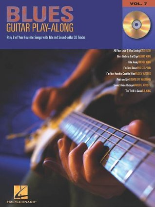 Blues Vol 7 Guitar Play-Along