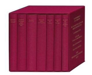Auf der Suche nach der verlorenen Zeit: Sieben Bände in einem Ebook